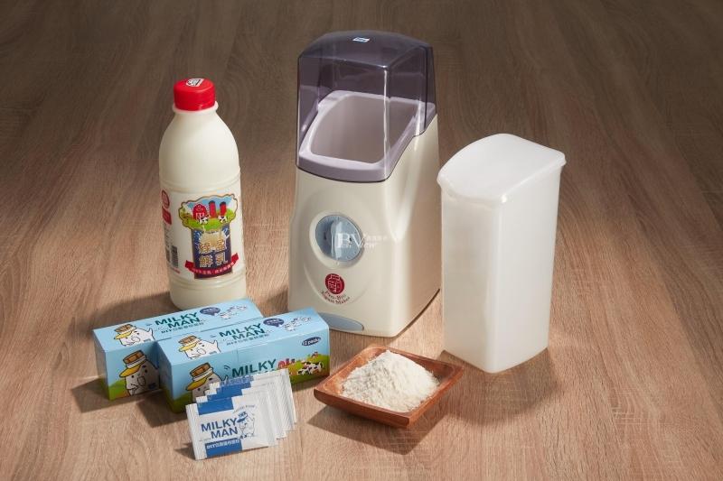 牛奶週邊商品