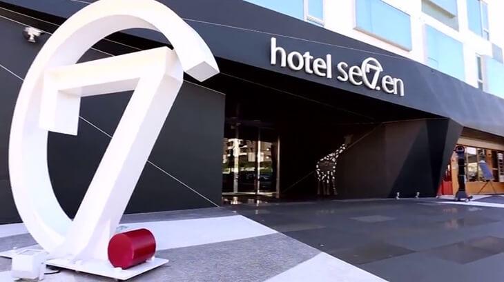 Hotel 7 - 台中逢甲旅館