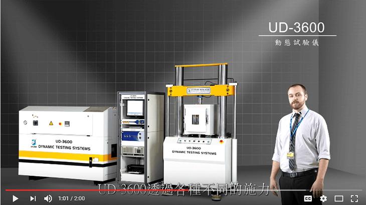 優肯機械 UD3600