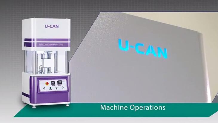 U-CAN Rheometer 硫化儀