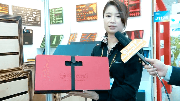 百旭朋 採訪 2016 Taipei AMPA Show